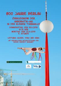 800 Jahre Berlin-Show