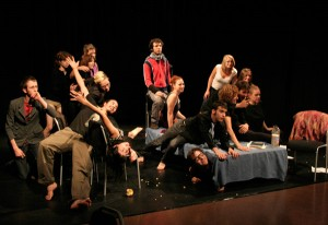 Jugendbegegnung - 2009