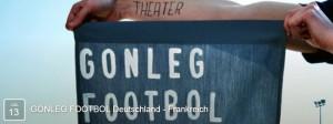 Gonleg - Fußball als politisches Theater